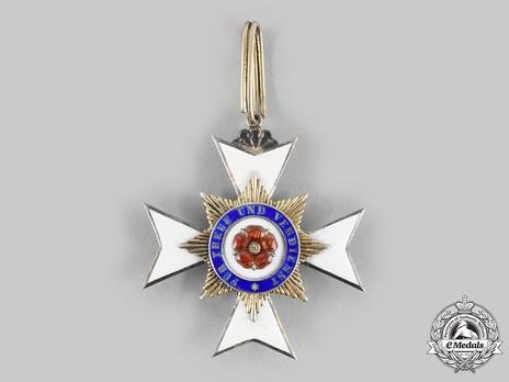 House Order of the Honour Cross, Type II, II Class Cross (in silver gilt) Obverse