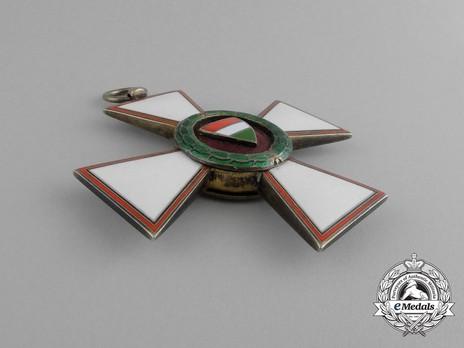 Order of Merit of the Hungarian Republic, Grand Cross, Civil Division Obverse