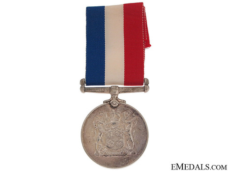 South African Medal for War Service Obverse