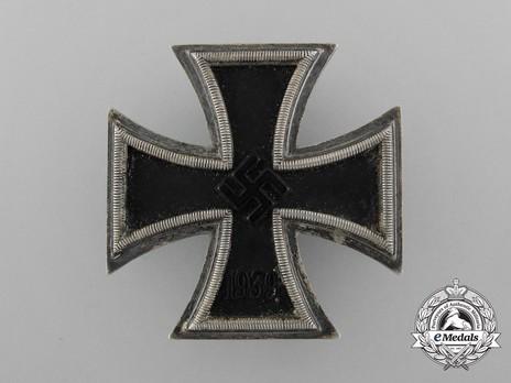 Iron Cross I Class, by Gebrüder Godet (L/50) Obverse
