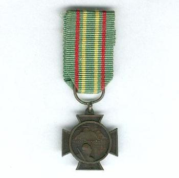 Miniature Lapland War Commemorative Cross Obverse