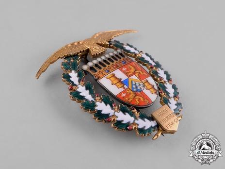 Felix Graf von Luckner Badge Obverse