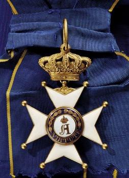 Merit Order of Adolph of Nassau, Civil Division, Grand Cross