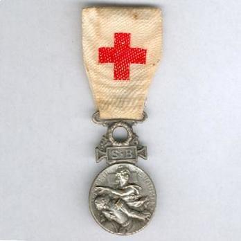 "Silver Medal (stamped ""L. BOTTEE"") Obverse"