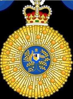 Order of Australia, Knight Breast Star