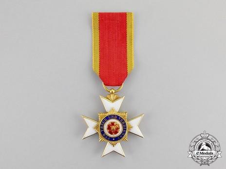 III Class Cross (in gold) Obverse