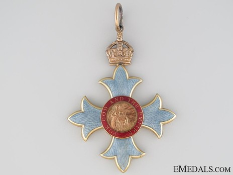 Knight/Dame Commander (1917-1937) Obverse