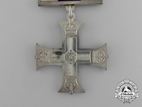 Silver Cross (with 1 clasp, 1914-1937) Obverse