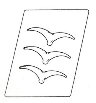 DLV Unterwart Collar Tabs Obverse