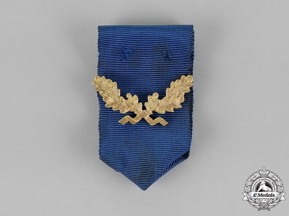 Armed+services+long+service+award%2c+i+class+for+40+years+1