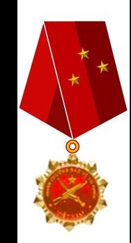 Fatherland Defence Medal Obverse