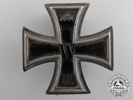 Model III, I Class Cross, by K.O.