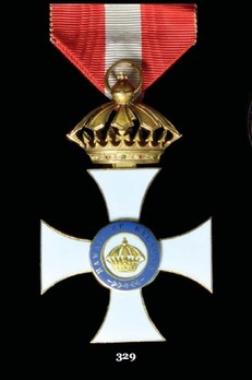 Royal Order of the Crown of Hawaii, Commander