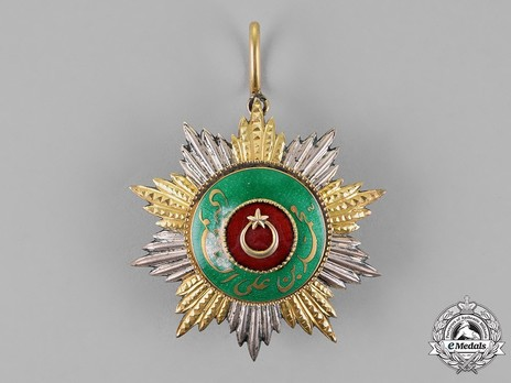 High Order of Sayyid Muhammad ibn Ali al-Sanussi, Grand Cordon