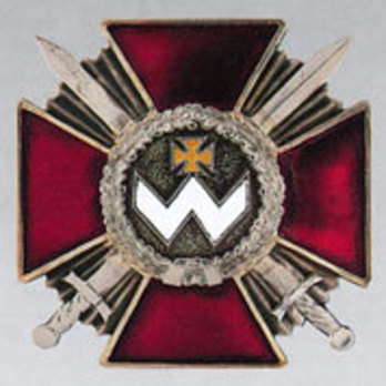 Order of Bohdan Khmelnytsky, III Class Badge Obverse