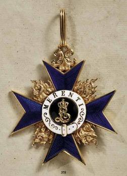 Order of Military Merit, Civil Division, I Class Cross