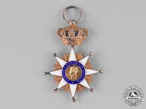 Royal Order of Holland, Knight Grand Cross