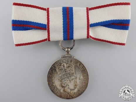 Silver Medal (for Ladies) Obverse