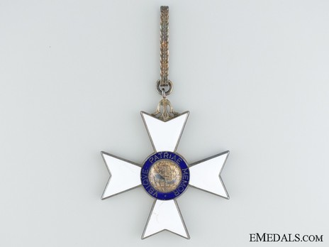 Grand Officer and Grand Officer Breast Star Obverse