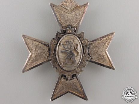 IV Class Honour Cross Obverse