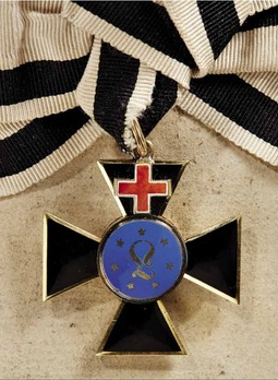 Order of Louise, Type I, Cross (with red cross 1813-1814)