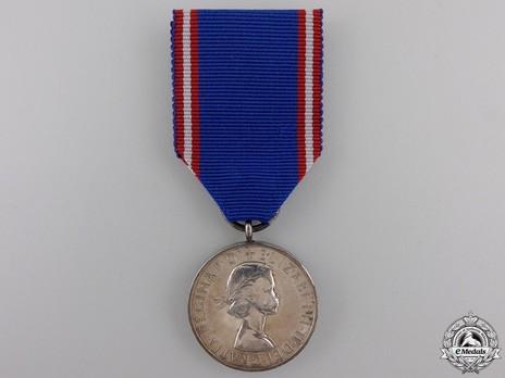Silver Medal (1952-) Obverse