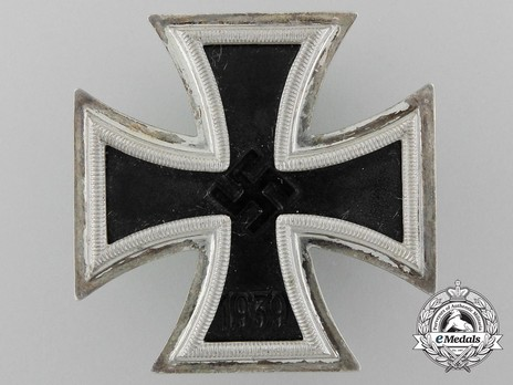 Iron Cross I Class, by F. Orth (15, magnetic) Obverse