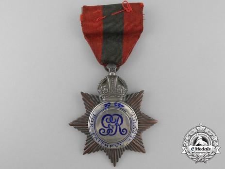 Medal (for Men, 1911-1920) Obverse