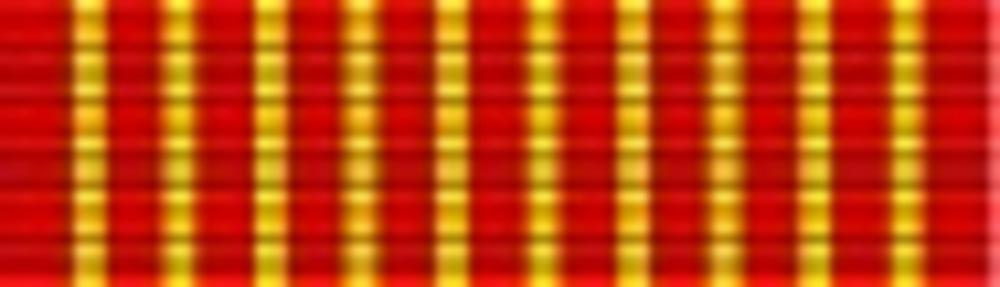 Vernedyktighetsmedaljen haeren stripe