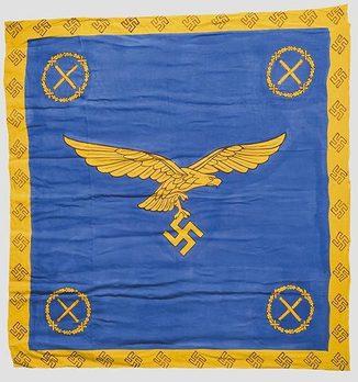 Luftwaffe Generalfeldmarschall Flag Obverse