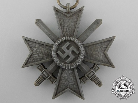 War Merit Cross II Class with Swords (by Deschler) Obverse