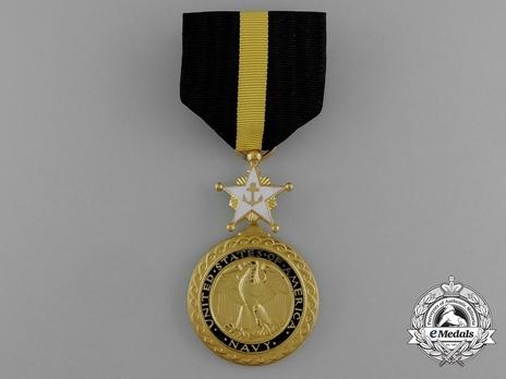 Navy Distinguished Service Medal (1919-) Obverse