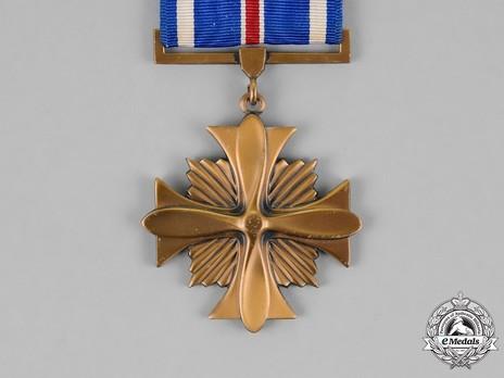 Distinguished Flying Cross (Engraved) Obverse