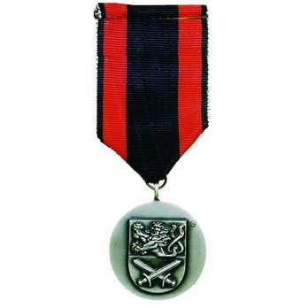 Medal for Wounds Reverse