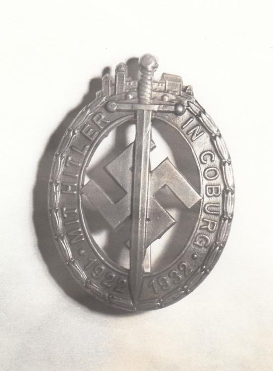 Coburg+honour+badge%2c+in+silver
