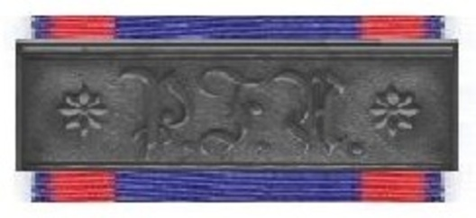 III Class Clasp Obverse