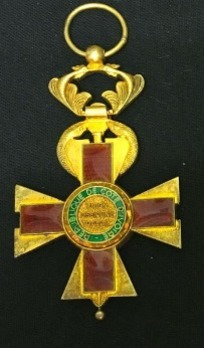 Order of Public Health, Officer Reverse