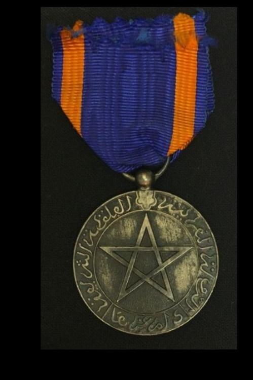 Bf+morocco+cherifien+civil+medal+ob