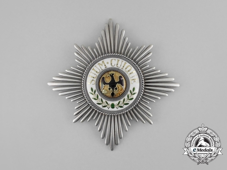 Breast Star (1810-1918) (Silver) Obverse