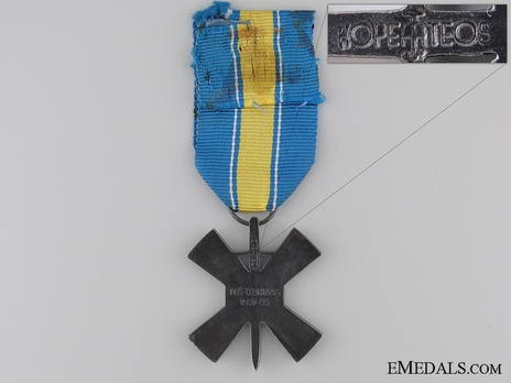 Eastern Isthmus Campaign Cross Reverse