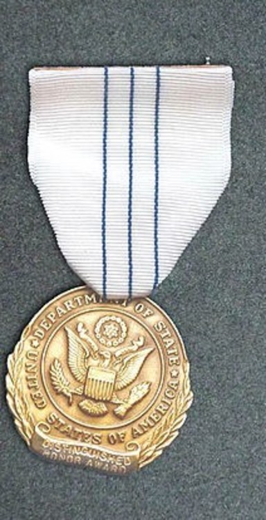 359px dos distinguished honor award medal set