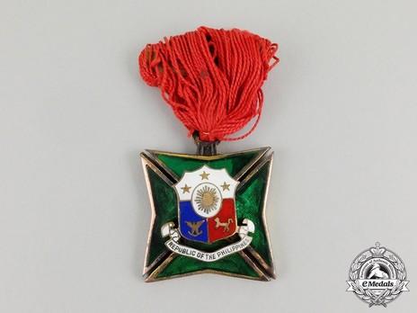 Philippine National Police Service Medal Obverse