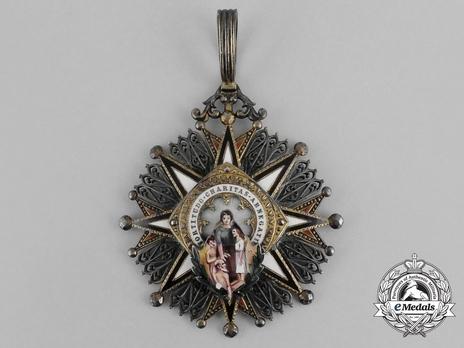 II Class Cross (white-black distinction) Obverse