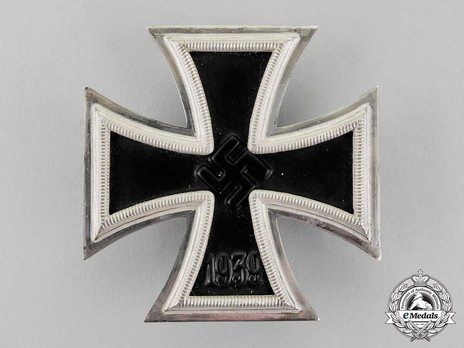 Iron Cross I Class, by W. Deumer (L/11) Obverse