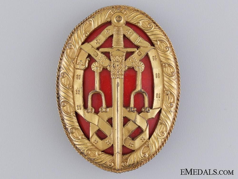 Breast badge 1933 obverse