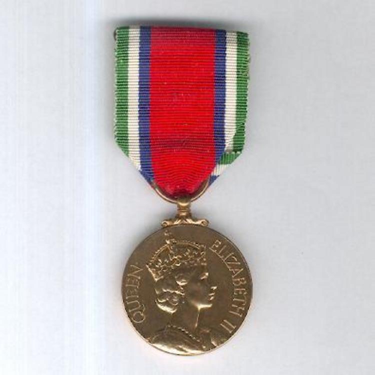 Gilt medal obv s2