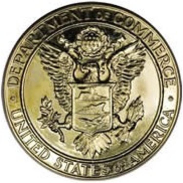 Us dept of commerce silver medal