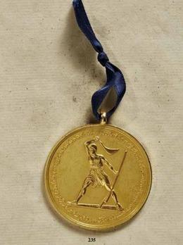 Coorg Medal, Gold Medal