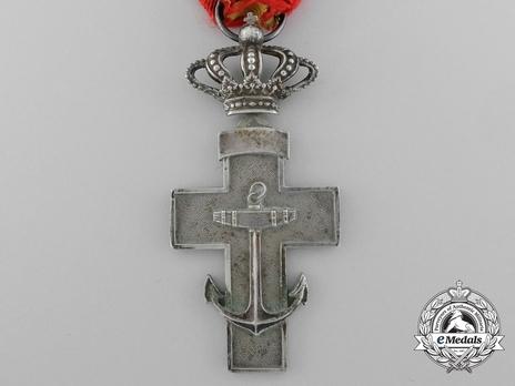 Silver Cross (white distinction) Obverse