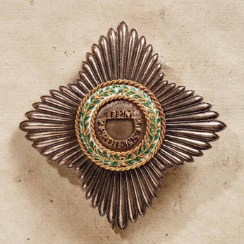 Order of Merit, Type I, Civil Division, I Class Commander Breast Star (for Foreigners)
